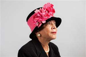 Famous Hats by Mae Reeves