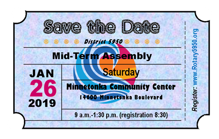 District 5950 Mid-Term Assembly