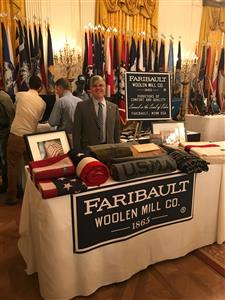 """Paul Mooty shares """"The Faribault Woolen Mill Story"""""""