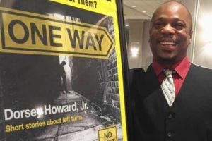 Author, 'One Way - Short Stories About Left Turns'
