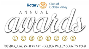 Annual Awards Luncheon