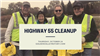 Club Service - Highway 55 Cleanup