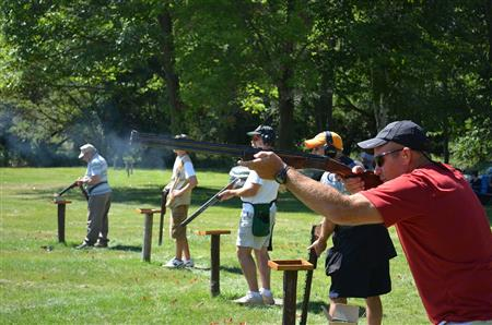 Rotary Straight Shooters - July Shotgun Outing