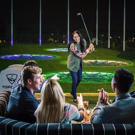 Top Golf Fun and Fundraiser Event