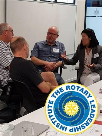 Rotary Learning and Information Graduate Programme