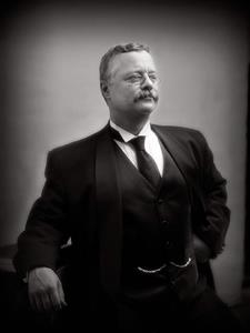 Reprisor of Theodore Roosevelt