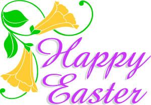 Enjoy the Easter Holiday