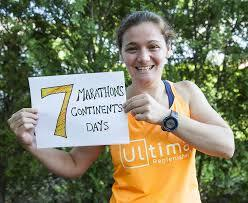 World Marathon Challenge - 7 Marathons, 7 Continents, 7 Days