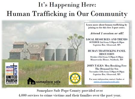 It's Happening Here: Human Trafficking Part 3