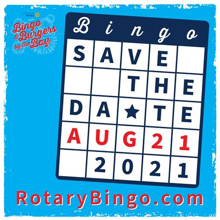 2021 Bingo and Burgers By the Bay