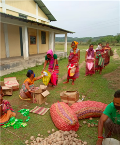 Nonprofit Work in Assam