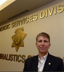 CC Sheriff's Department, Forensic Department (Chief Pam Hofsass)