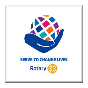 New Rotary Year 2021-2022 - Serve to Change Lives