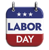 In Observance of the Labor Day holiday