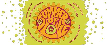 Summer of Love Auction of Experiences