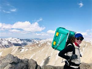 The 14er's Project: Climbing 58 Peaks for ShelterBox