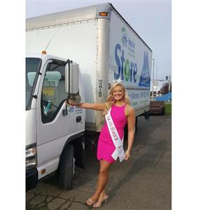 Chickens - Habitat for Humanity - What it takes to become Miss Grays Harbor