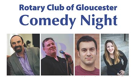 Gloucester Rotary Comedy Night