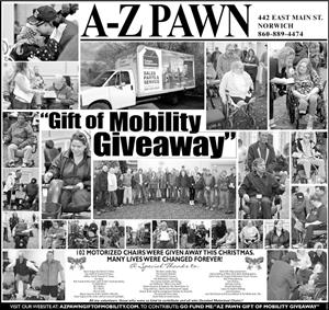 Gift of Mobility