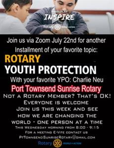 Rotary Youth Protection