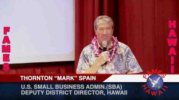 Mark Spain, District Director Small Business Admin