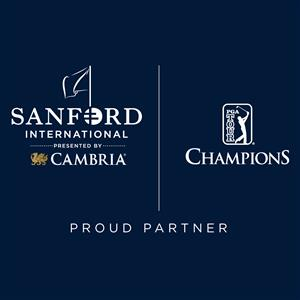 The Inaugural Sanford International PGA Sr Golf Tourney presented by Cambria