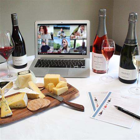 Virtual Wine & Cheese Tasting - Rotary Foundation