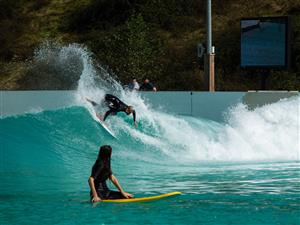 Chuck Baumberg and Crosby MacDonald: - Wave Forest Surf Park