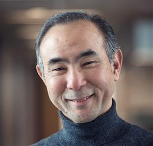 George Iwama: the new President of Quest University.