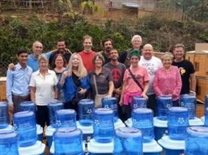 Mike Storey: Adopt-a-VIllage project in Laos.