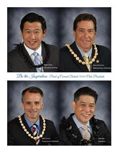 Panel of Current District 5000 Rotary Club Presidents