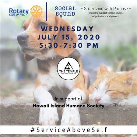 Rotary Club of Hilo | Social Squad