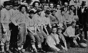 The Forgotten Story of ... the Chinese Goldfields Aussie Rules leagues