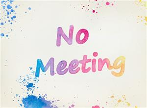 (No Meeting Second Tuesday Of The Month)