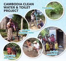 Cambodia Clean Water & Toilet Project
