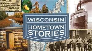 Making of Hometown Stories Neenah/Menasha