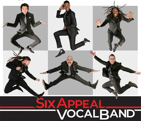 Milwaukappella: SIX APPEAL Vocal Band Performance