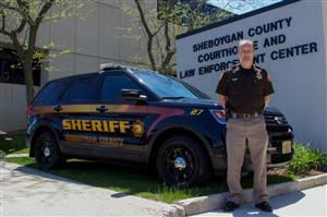 Meeting the new Sheriff & Community Issues