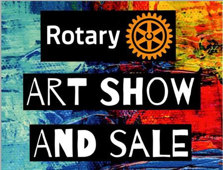 Rotary Art Show and Sale