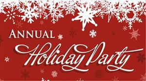 2020-2021 Elections & White Elephant Holiday Party, bring a gift to exchange