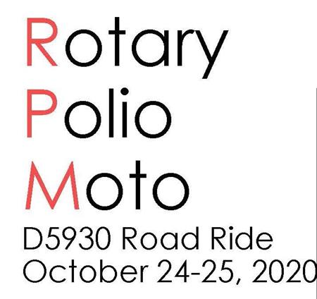 Annual Polio Motorcycle Ride