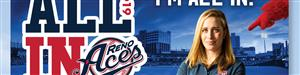 General manager of the Aces and the only female GM of the Pacific Coast League
