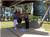 Rotary Peace Bell project