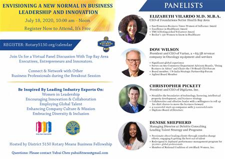 Rotary Means Business - Envisioning a New Normal
