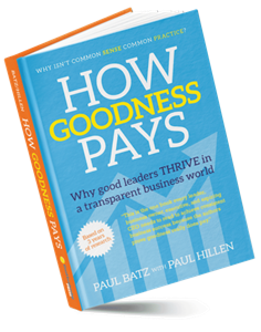 How Goodness Pays