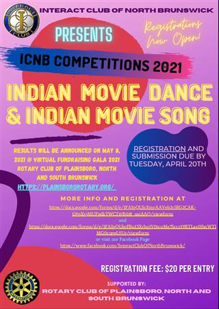 Indian Movie Dance and Song Competition