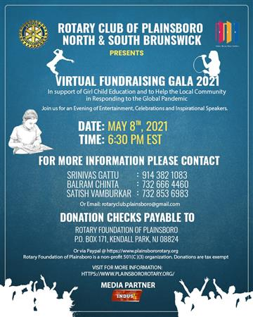 Virtual Fundraising Gala 2021