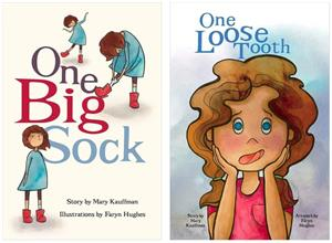 Review of her new Children's Books