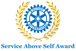 Service Above Self Awards 2018