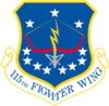 115th Fighter Wing's State/Federal Missions and F-35's